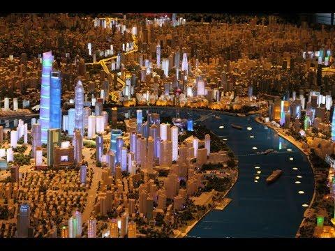 Shanghai Urban Planning Exhibition Center / 上海城市规划展示馆