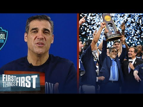 Jay Wright reveals what winning a 2nd national title means for Villanova | FIRST THINGS FIRST