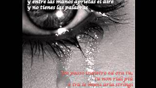 Negramaro - Un passo indietro (sub. español)