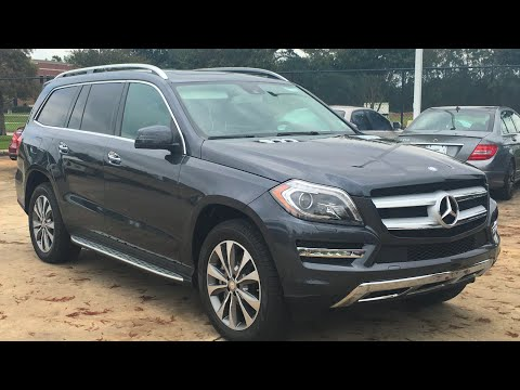 2016 Mercedes Benz GL Class: GL450 4Matic Full Review, Start