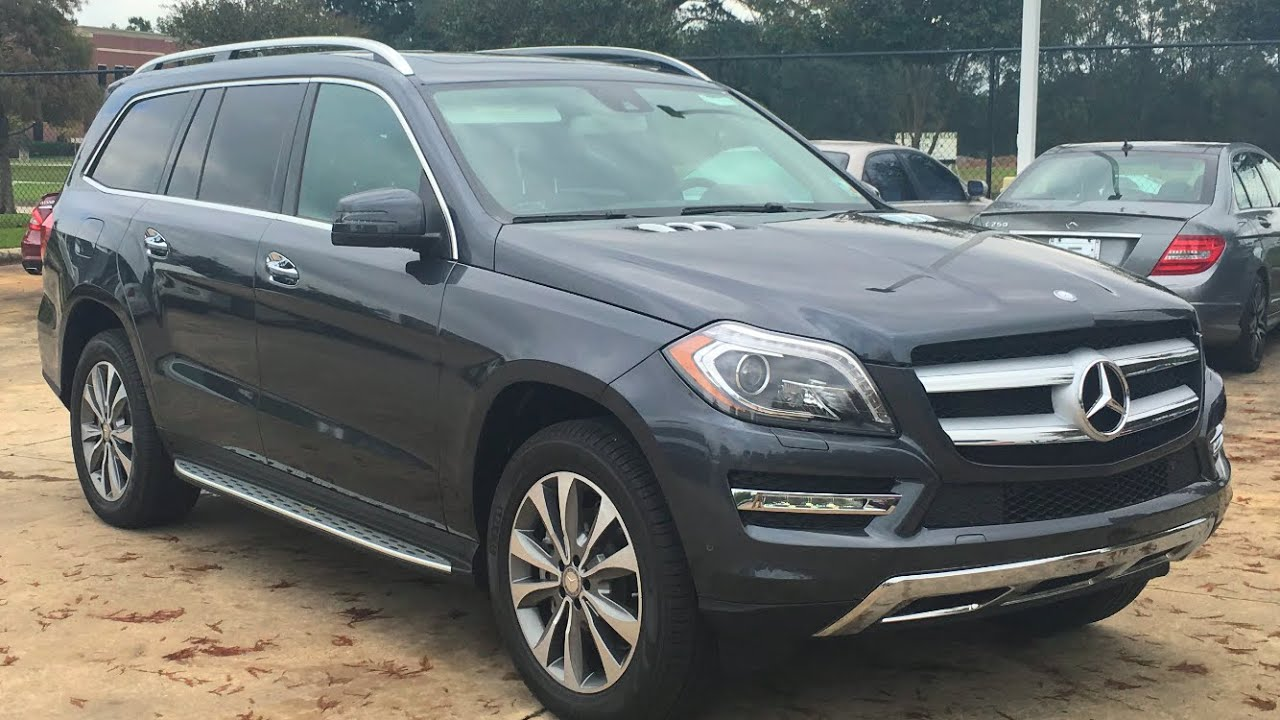 2016 mercedes benz gl class gl450 4matic full review. Black Bedroom Furniture Sets. Home Design Ideas