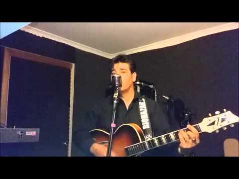 She's Not You Elvis Presley Cover Vintage German Archtop Guitar