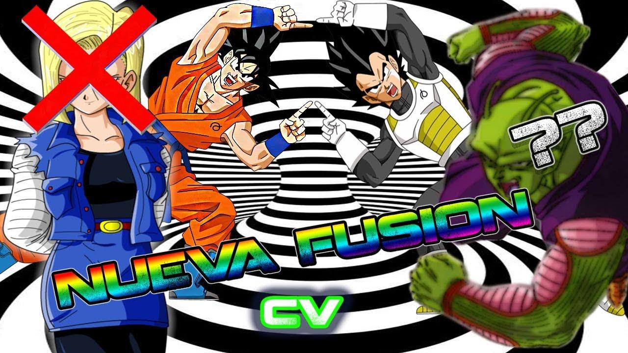nuevas fusiones del torneo de poder dbs