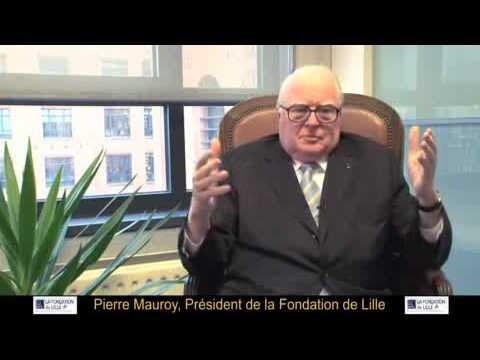 Concert Solidarité Haïti interview de Pierre Mauroy