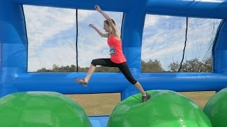 Insane Inflatable 5K 2016 Florida