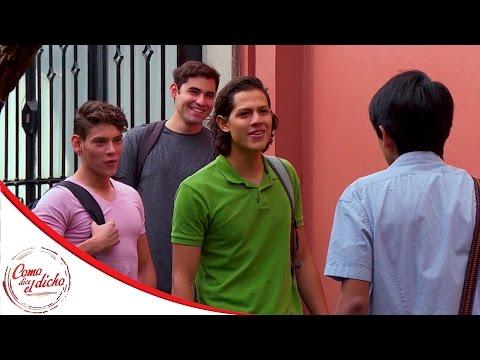 Rodrigo discrimina a Joaquín | Libro cerrado... | Como dice el dicho