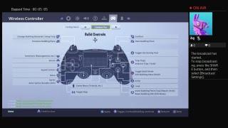 Fortnite gameplay (Fireworks team leader ) skin