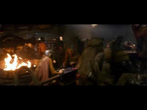 Star Wars VII - Maaz Bar Scene