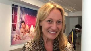 Diana Picasso about Desire the show she curates in Miami. Nov 2016
