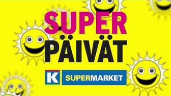 K-supermarket Superpäivät