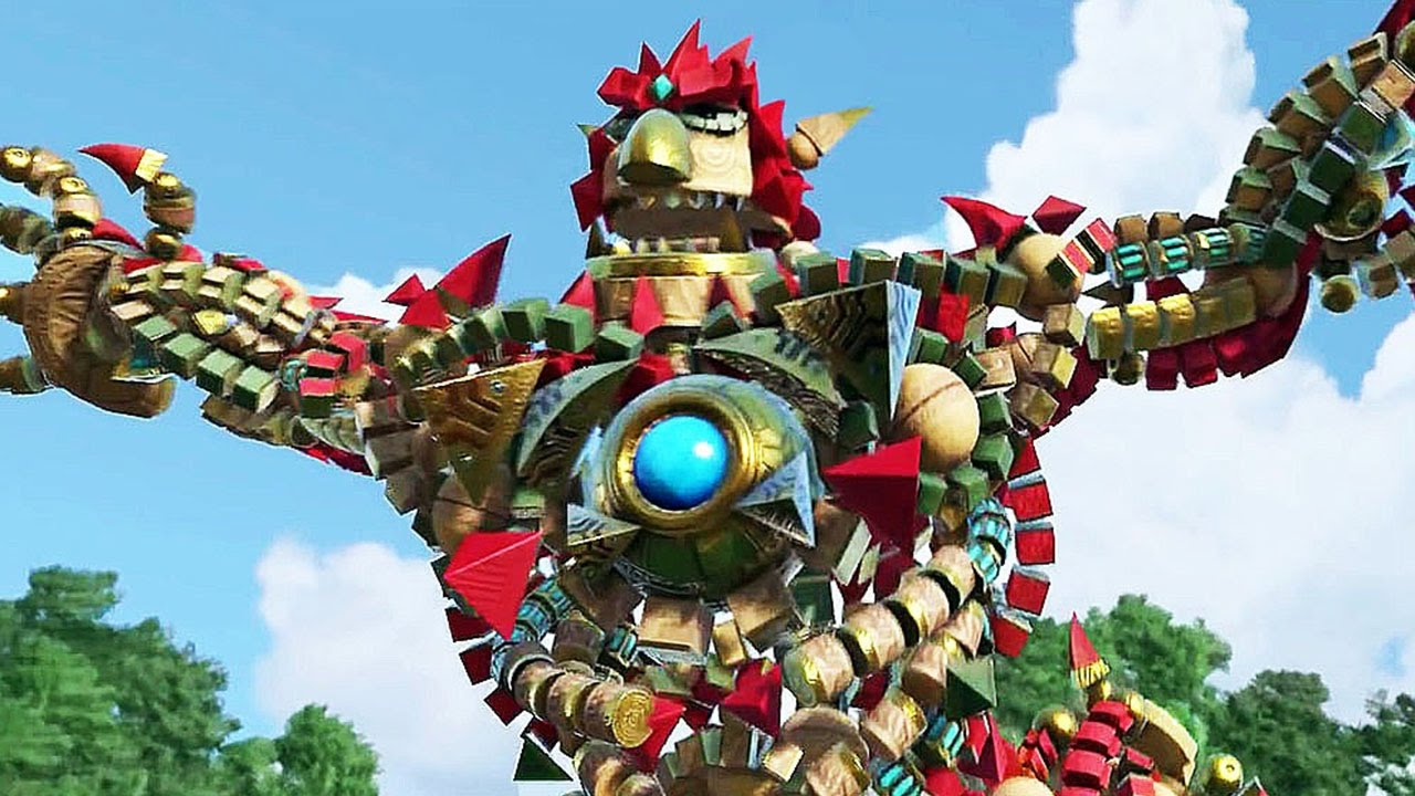 KNACK 2 Official Trailer 2017 PS4 YouTube