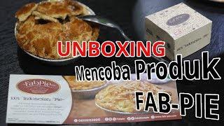 Gambar cover Unboxing Coba Produk Apple Pie - Fabulous Pie