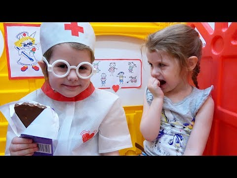 Ева Доктор  ДЕТСКИЕ ИГРЫ. Больница для Детей