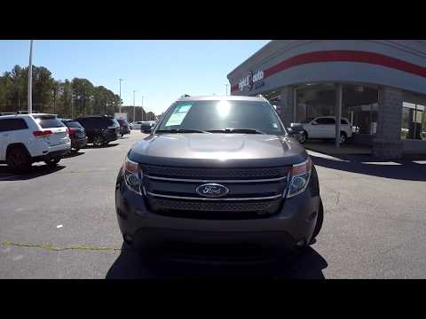 Walkaround Review of 2015 Ford Explorer R03066