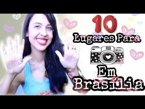 10 LUGARES para FOTOGRAFAR em BRASÍLIA