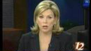 Sad anchor reports drunk co-anchor arrested, killed man