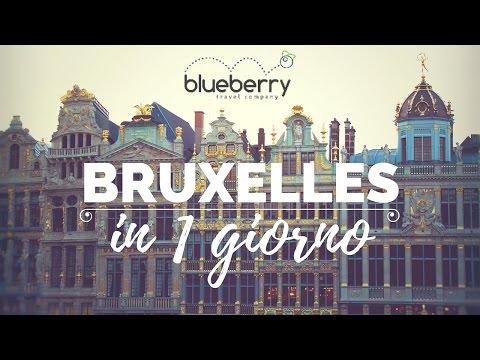 BRUXELLES - Cosa vedere in 1 GIORNO - BELGIO VlogTour Ep.1