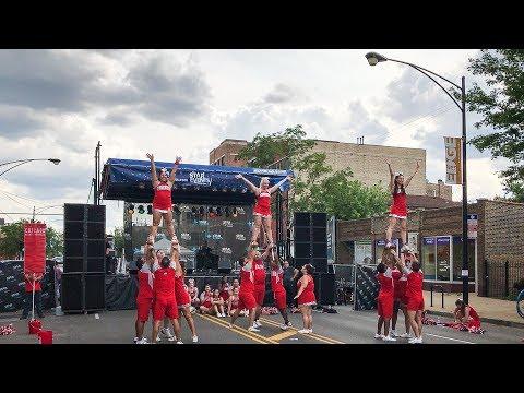 Chicago Spirit Brigade @ Edge Fest 2017