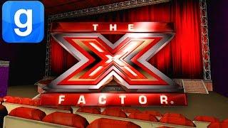 GARRY'S MOD'S GOT TALENT! - Gmod X Factor Talent Show Mod (Garry's Mod)