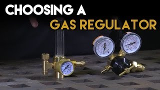 How to Choose the Best Gas Regulator for MIG Welding | MIG Monday