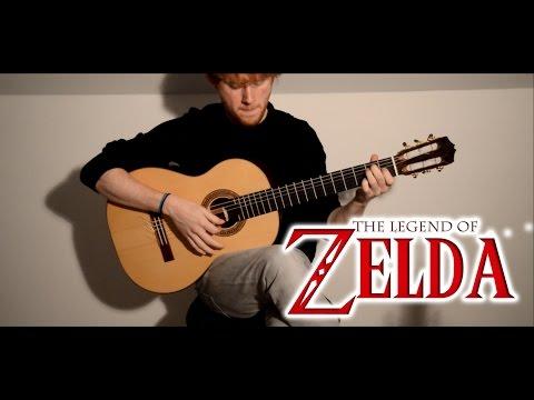 The Legend Of Zelda: Gerudo Valley - Guitar Cover By CallumMcGaw