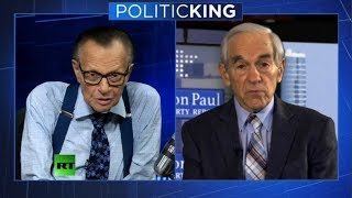 Ron Paul warns of stock market meltdown; What