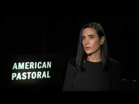 American Pastoral Blu-ray/DVD || Jennifer Connelly Interview || SocialNews.XYZ