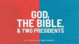 Amir Tsarfati: God, Tнe Bible, & Two Presidents