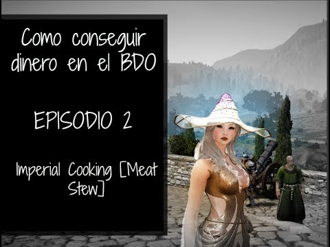 how to make meat stew bdo