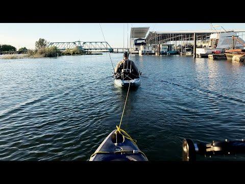 CALIFORNIA DELTA KAYAK FISHING CATASTROPHE