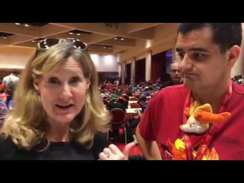 Seafoam Gaming Unscripted Interview with Veronica Taylor (S1-S8 Ash Ketchum)
