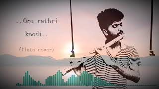 Oru Rathri Koodi | Summer in Bethlehem | Flute cover | Unplugged | Instrumental | Amal Jeeth