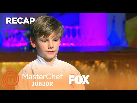 "Junior Bites: ""The Finale"" | Season 2 Ep. 7 | MASTERCHEF JUNIOR"