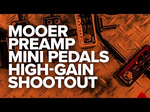 Strings Direct TV | ENGL vs. MOOER Hi-Gain Preamps feat. Engl, Marshall, Koch, EVH5150 & Diezel