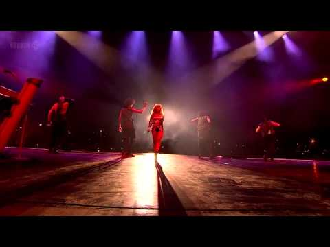 Beyonce - DC medley , Telephone Say My Name Jumpin live Glastonbury HD