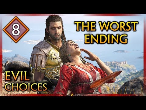 Assassin's Creed Odyssey: EVIL CHOICES - The Ending #8