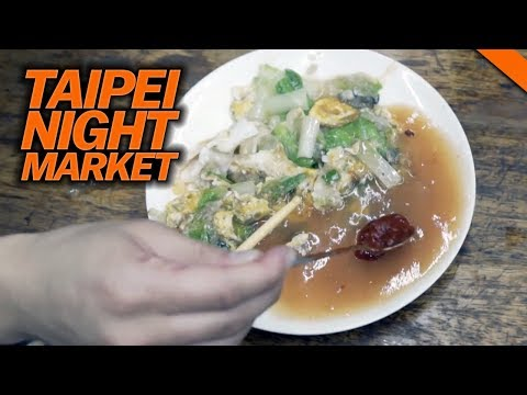 EATING AT A SECRET NIGHT MARKET IN TAIWAN // Fung Bros World Tour