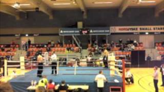 Danish open 2011 kickboxing full contact