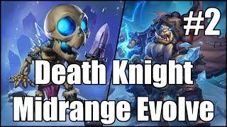 [Hearthstone] Death Knight Midrange Evolve Shaman (Part 2)