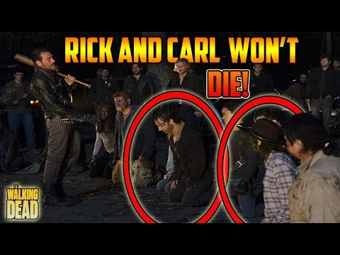 NEGAN Will NOT Kill Rick Or Carl! The Walking Dead Season 6 Finale Analysis/Thoughts
