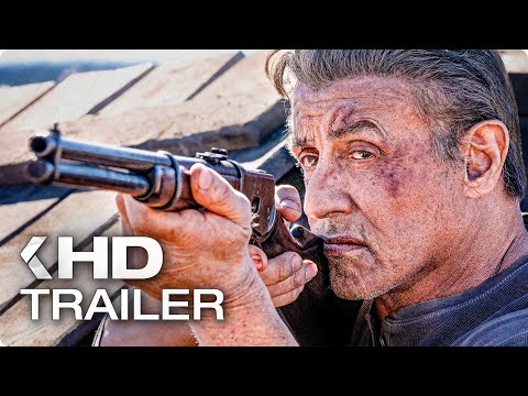 RAMBO 5: Last Blood Trailer German Deutsch (2019) - YouTube