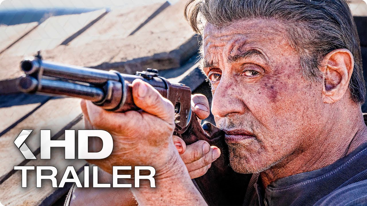 Rambo 5 Last Blood Trailer German Deutsch 2019