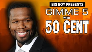 50 Cent Answers 5 Hard Questions in Big Boys Gimme 5 YouTube Videos