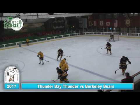 Thunder Bay Thunder vs Berkeley Bears