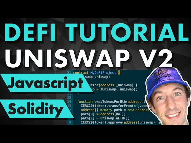 Uniswap Tutorial for Developers (Solidity & Javascript)