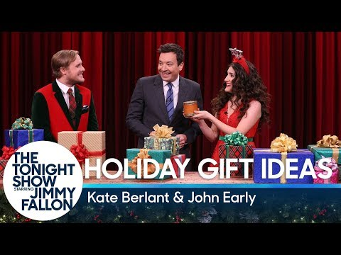 Holiday Gift Ideas with Kate Berlant and John Early