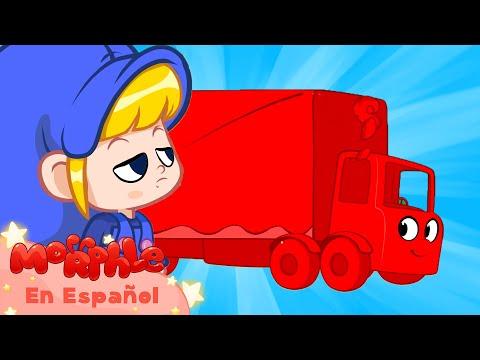 Morphle en Español   Mi gran camión rojo   Caricaturas para Niños   Caricaturas en Español