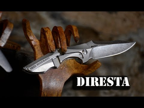 ✔ DiResta Knife Show Display