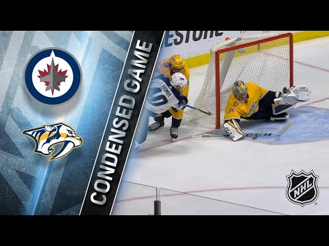 12/19/17 Condensed Game: Jets @ Predators