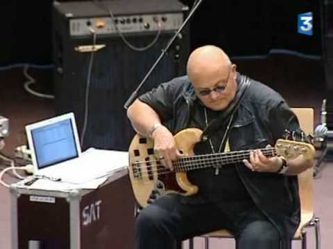 Jannick Top Interview at a Guitar Festival in Issoudun.flv